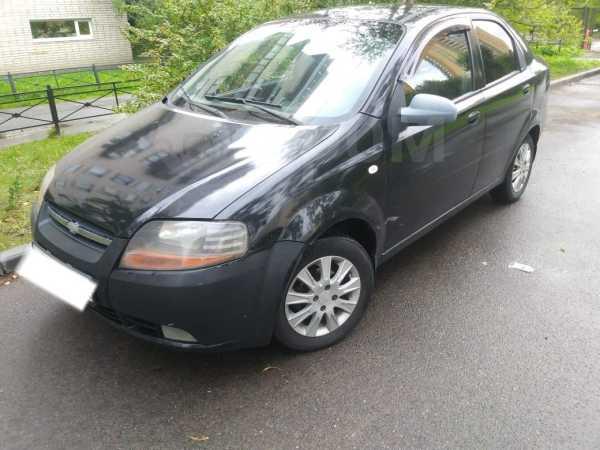 Chevrolet Aveo, 2005 год, 130 000 руб.