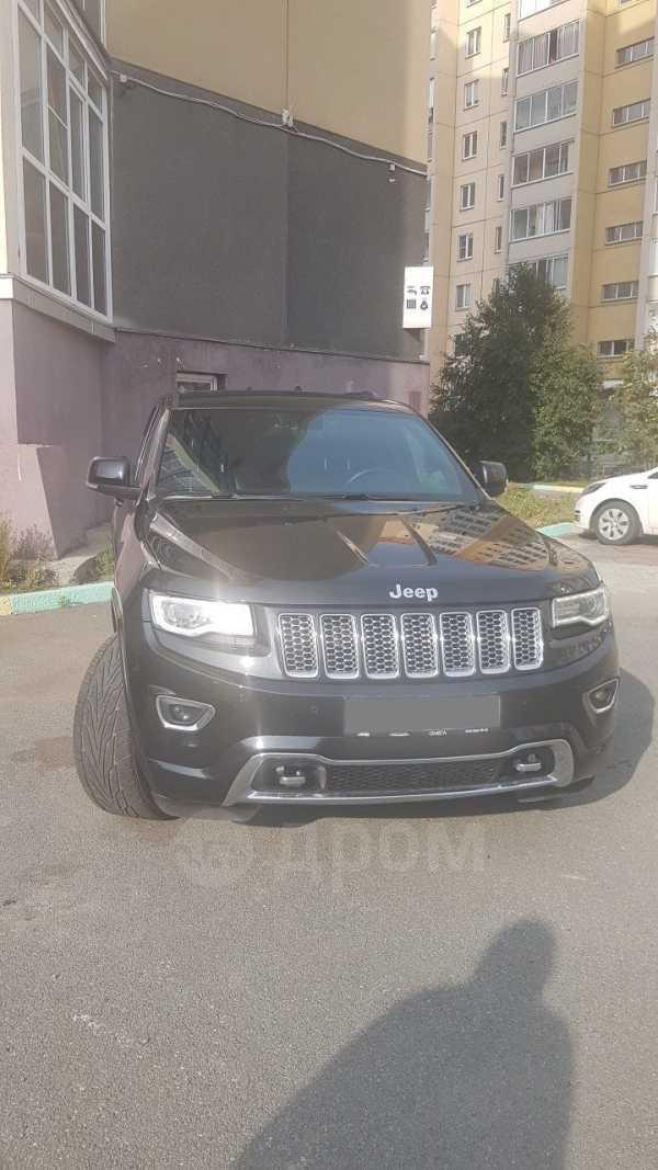 Jeep Grand Cherokee, 2013 год, 1 490 000 руб.