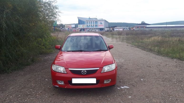 Mazda Familia S-Wagon, 2002 год, 280 000 руб.