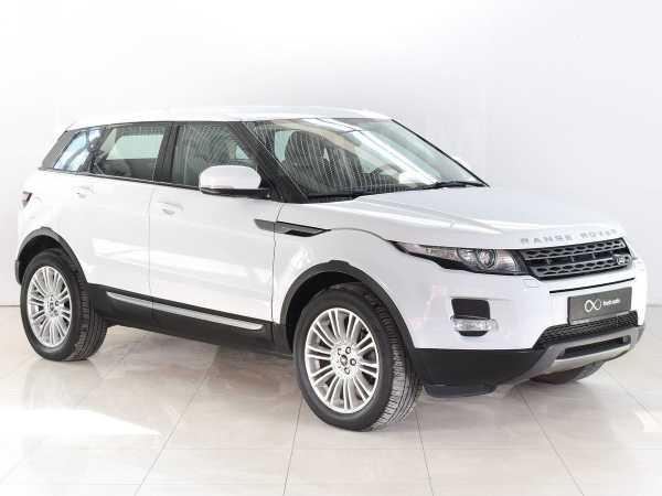 Land Rover Range Rover Evoque, 2013 год, 1 489 000 руб.