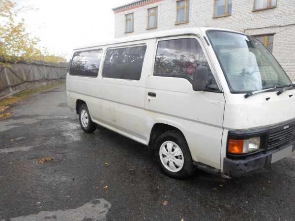Nissan Caravan, 1991 год, 75 000 руб.