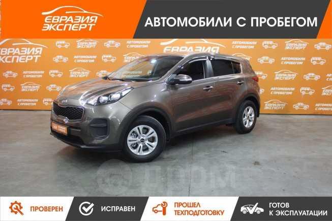 Kia Sportage, 2017 год, 1 270 000 руб.