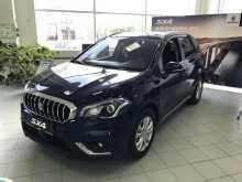 Екатеринбург Suzuki SX4 2019