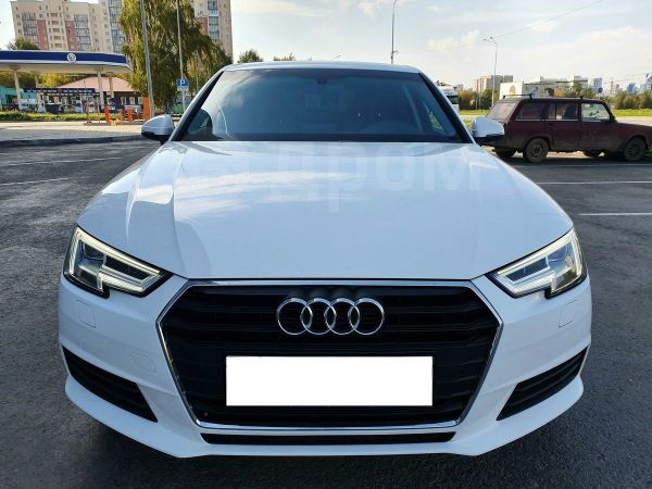 Audi A4, 2018 год, 1 460 000 руб.