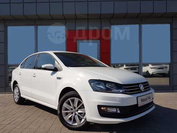 Volkswagen Polo, 2019 год, 849 900 руб.