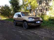 Омск Niva 2004