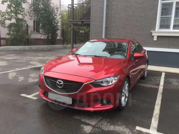 Mazda Mazda6, 2013 год, 992 000 руб.