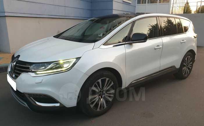 Renault Espace, 2015 год, 1 600 000 руб.