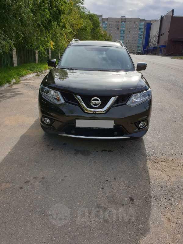 Nissan X-Trail, 2018 год, 1 770 000 руб.