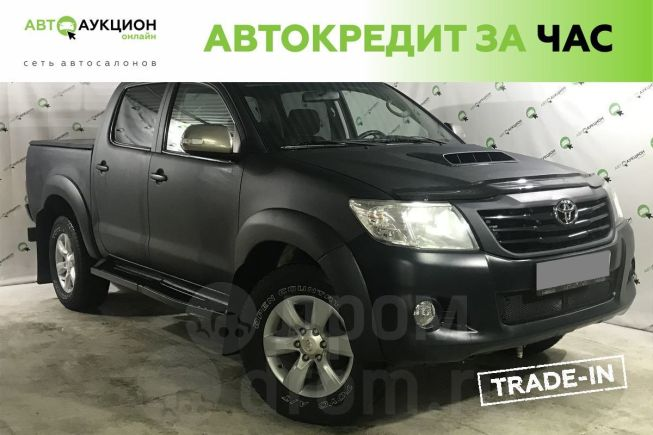 Toyota Hilux Pick Up, 2014 год, 1 199 000 руб.