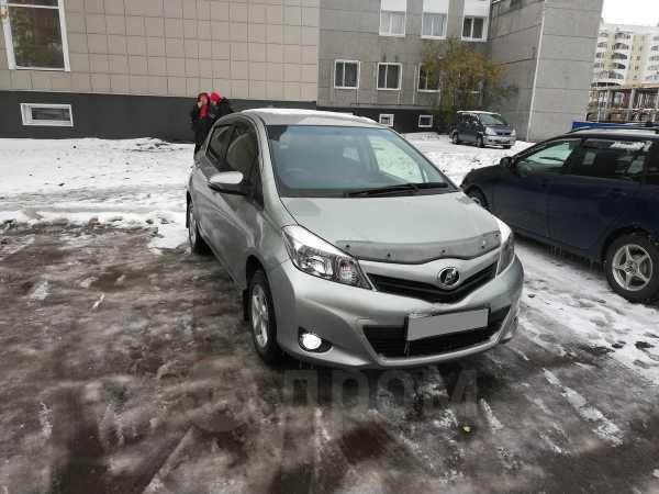 Toyota Vitz, 2012 год, 520 000 руб.