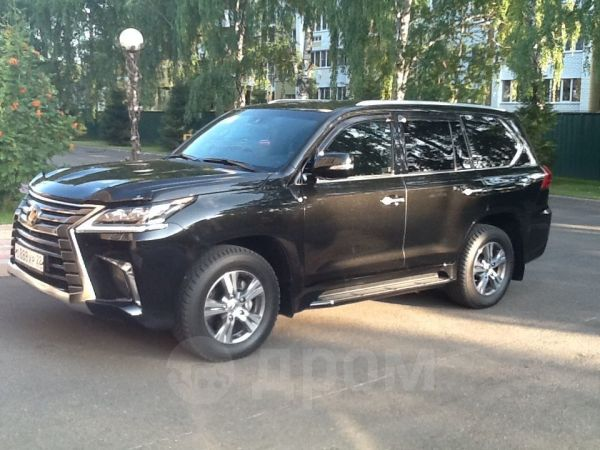 Lexus LX450d, 2018 год, 5 850 000 руб.