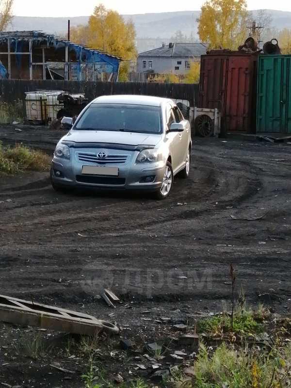 Toyota Avensis, 2007 год, 620 000 руб.