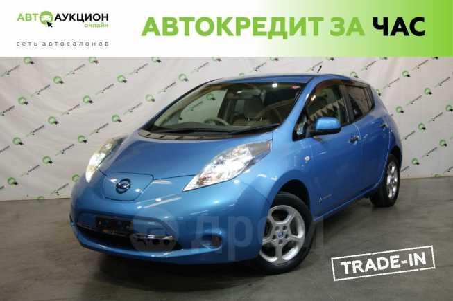Nissan Leaf, 2011 год, 518 000 руб.