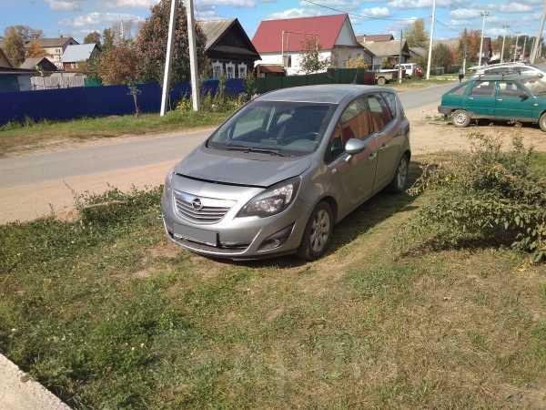 Opel Meriva, 2012 год, 405 000 руб.