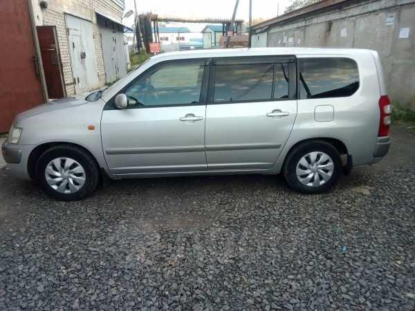 Toyota Succeed, 2011 год, 415 000 руб.