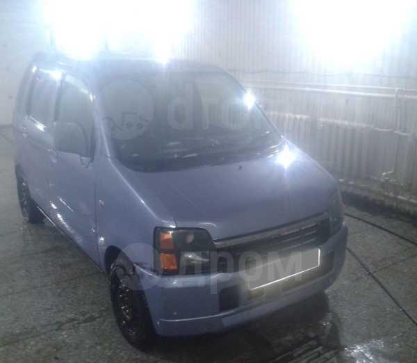 Suzuki Wagon R, 2001 год, 110 000 руб.