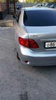 Toyota Corolla, 2009 год, 545 000 руб.