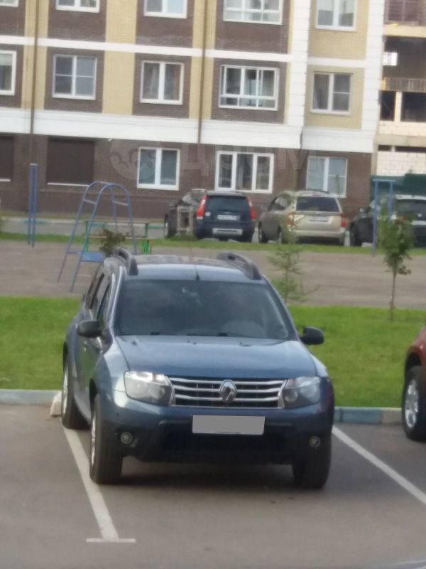 Renault Duster, 2014 год, 630 000 руб.