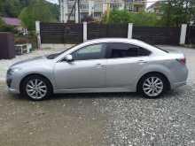 Сочи Mazda6 2011