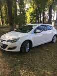 Opel Astra, 2014 год, 690 000 руб.
