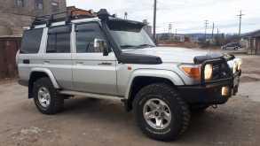 Магадан Land Cruiser 2012