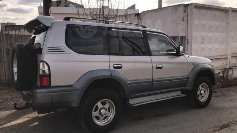 Toyota Land Cruiser Prado, 1997 год, 658 000 руб.