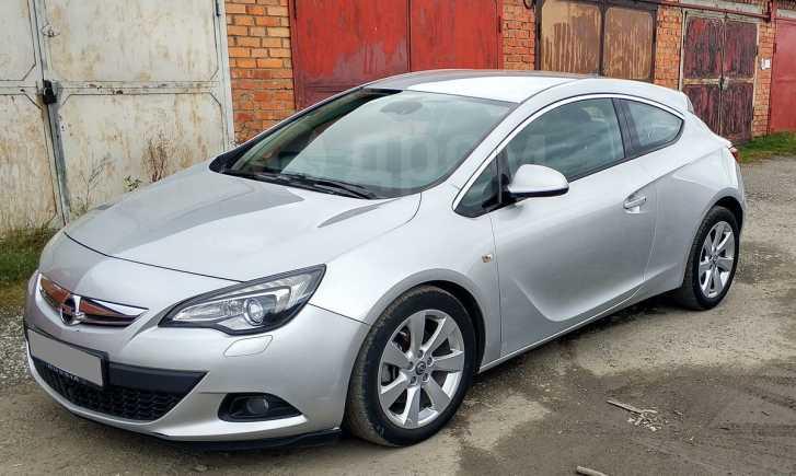 Opel Astra GTC, 2012 год, 550 000 руб.