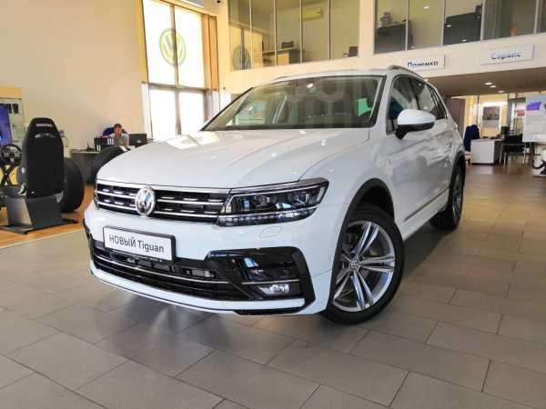 Volkswagen Tiguan, 2019 год, 2 766 400 руб.