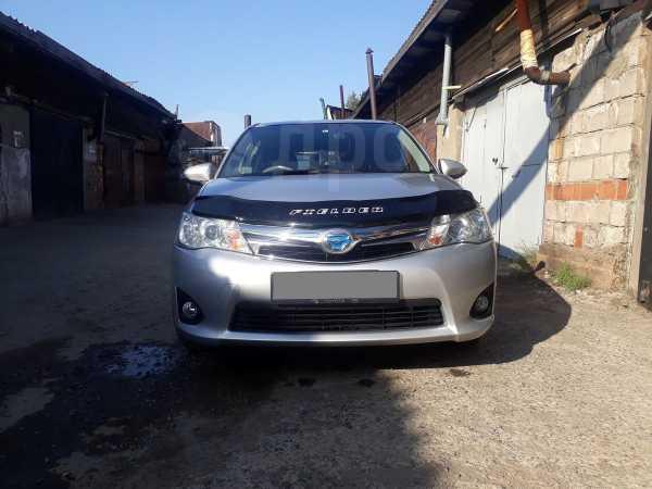 Toyota Corolla Fielder, 2014 год, 775 000 руб.