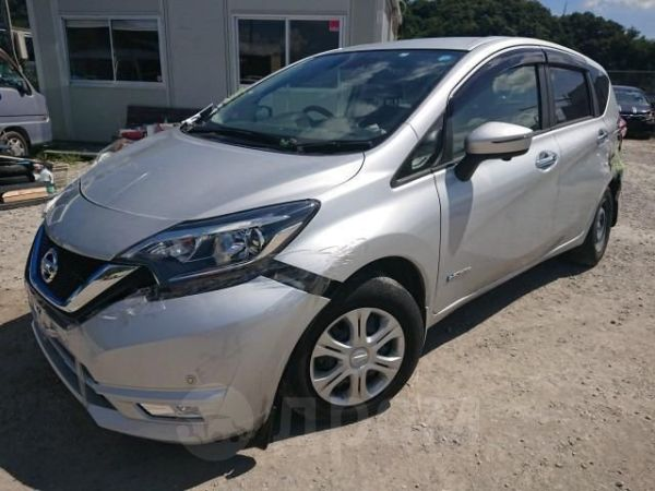 Nissan Note, 2017 год, 555 000 руб.