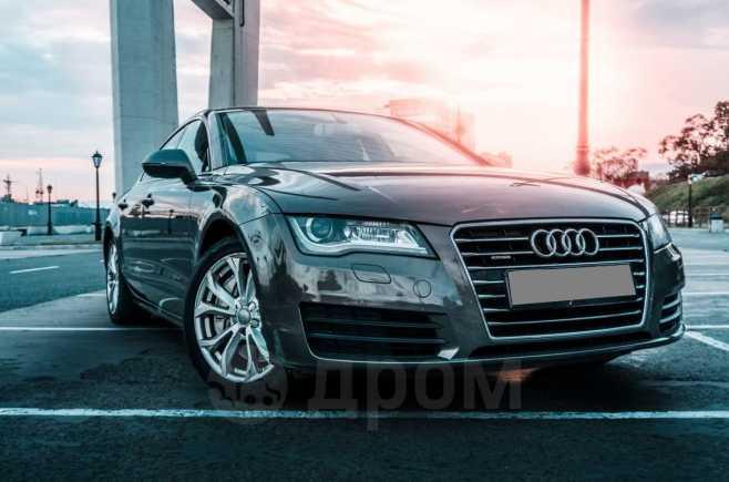 Audi A7, 2011 год, 1 380 000 руб.