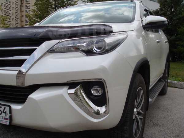 Toyota Fortuner, 2018 год, 2 900 000 руб.