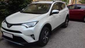 Астрахань Toyota RAV4 2016