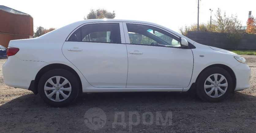 Toyota Corolla, 2008 год, 415 000 руб.
