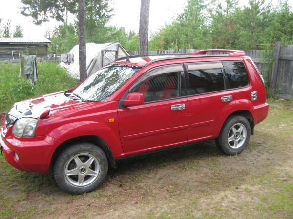 Nissan X-Trail, 2001 год, 400 000 руб.