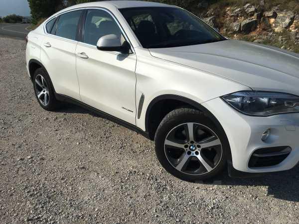 BMW X6, 2016 год, 3 650 000 руб.