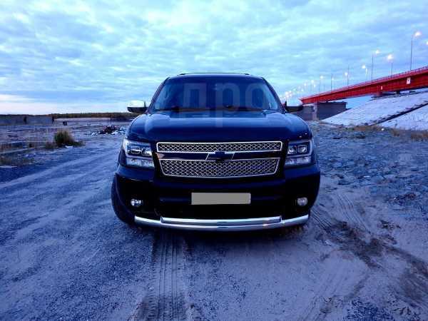 Chevrolet Tahoe, 2012 год, 1 600 000 руб.