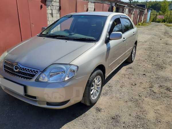 Toyota Corolla, 2001 год, 328 999 руб.