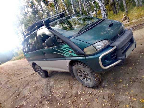 Mitsubishi Delica, 1996 год, 395 000 руб.