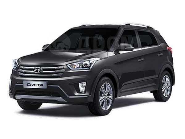 Hyundai Creta, 2019 год, 1 471 500 руб.