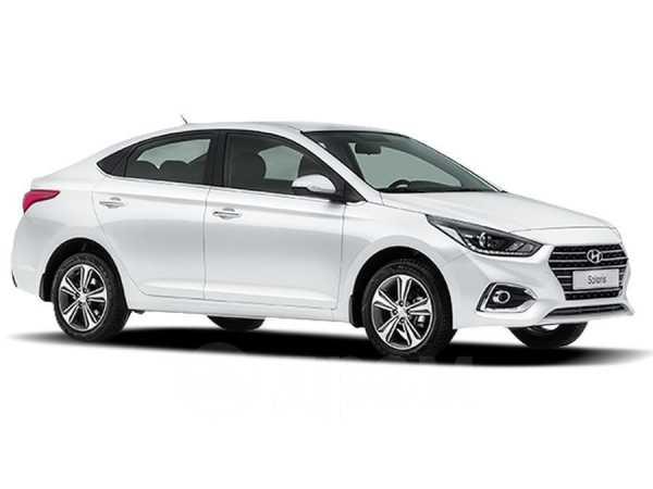 Hyundai Solaris, 2019 год, 1 090 000 руб.