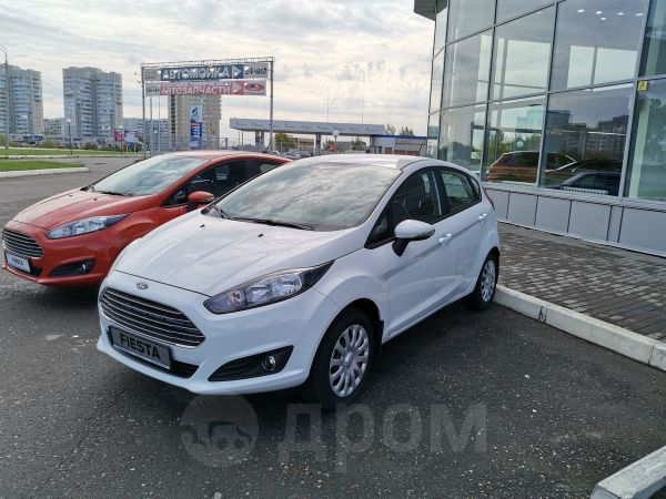 Ford Fiesta, 2019 год, 765 000 руб.