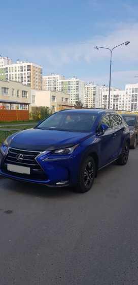 Екатеринбург Lexus NX200 2016