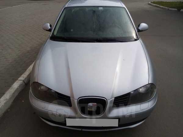 SEAT Cordoba, 2008 год, 170 000 руб.
