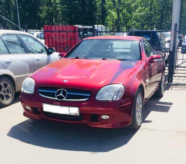 Mercedes-Benz SLK-Class, 1997 год, 600 000 руб.