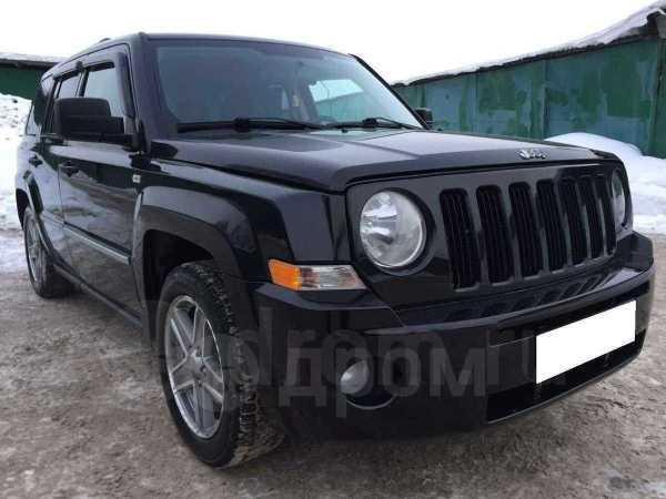 Jeep Patriot, 2007 год, 565 000 руб.