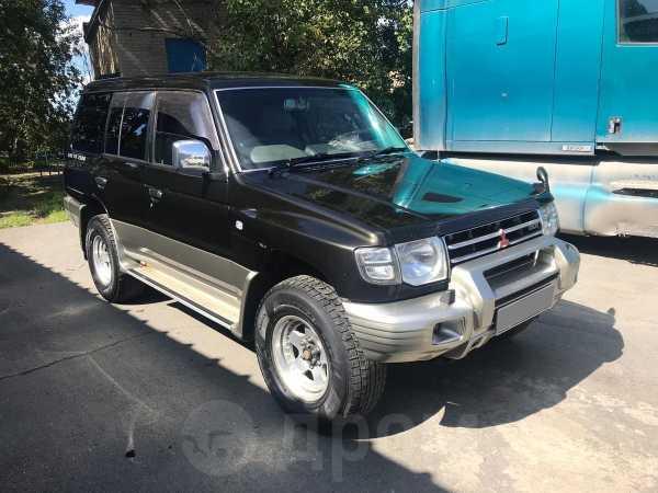 Mitsubishi Pajero, 1997 год, 600 000 руб.