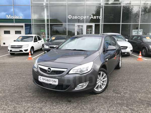 Opel Astra, 2011 год, 417 000 руб.