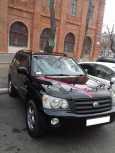 Toyota Kluger V, 2003 год, 645 000 руб.